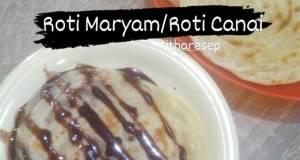 Roti Maryam atau Roti Canai