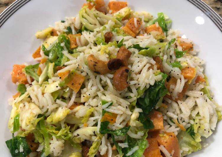 Rice Salad #cookbook
