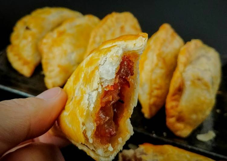 , Easiest Way to Prepare Delicious Chinese BBQ Pork Pastry
