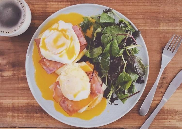 OneMore Food 發表的 班尼迪克蛋 食譜 - Cookpad