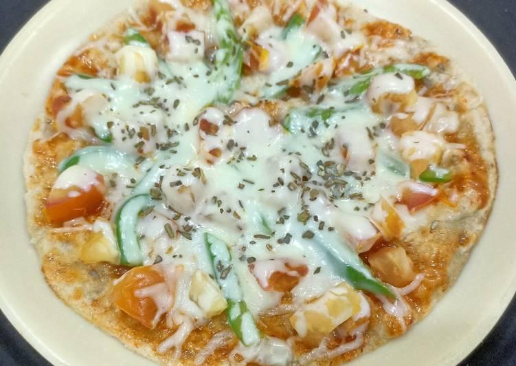 Thin crust Cheese burst Pizza