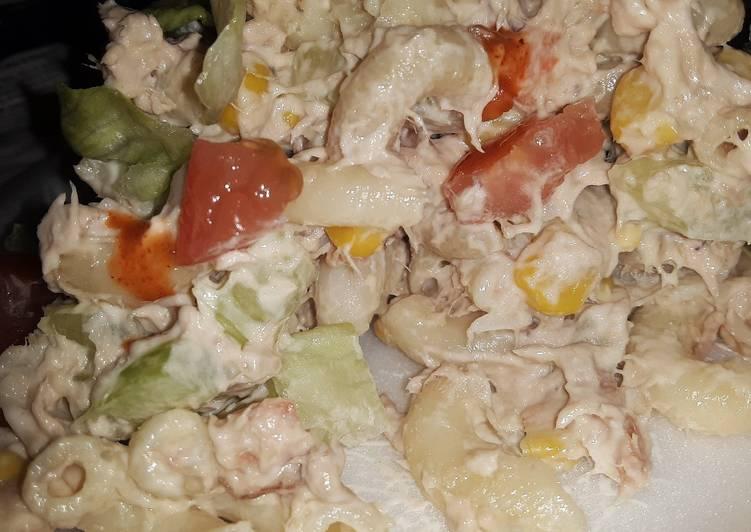 Macaroni & Tuna Salad