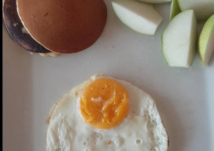 Healthy Before School Breakfast