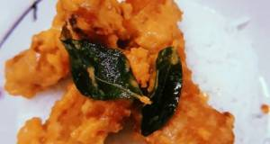 Chicken Salted Egg -indonesian Recipes