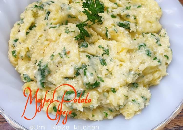 Mashed Potato Cheese