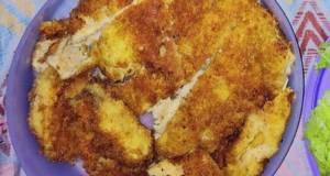 Chicken Katsu Mayo Diet Menu Day 10