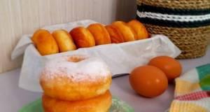 Donat Susu Soft Bread #Full Milk😊