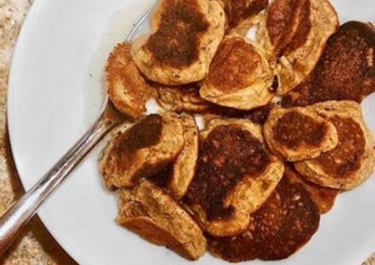 Banana Bread Pancake Cereal Recipe