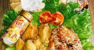 K-POP Fried Chiken Ala Dapur Kobe