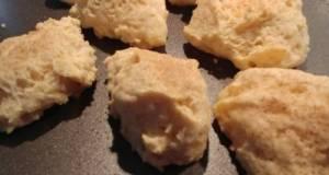 Minute Dairy Free Drop Biscuits