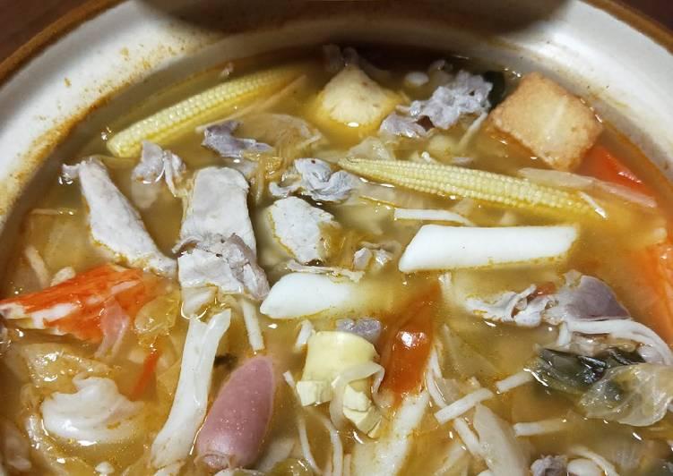 伊珊 發表的 韓式泡菜火鍋 食譜 - Cookpad