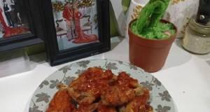 Korean Spicy Fried Chiken