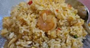Nasi Goreng Bakso Udang