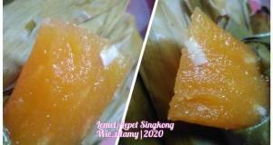 Lemet / Lepet Singkong