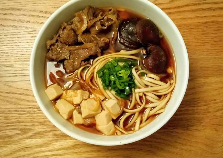 小南南助手 發表的 味噌湯麵 食譜 - Cookpad