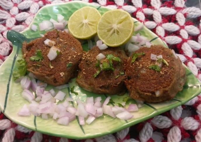 Shami kebab black gram