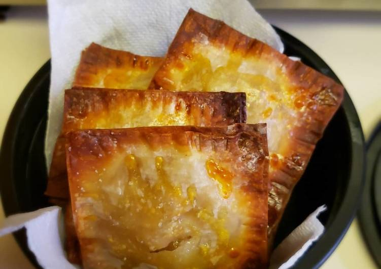 Easy Vegan Pear Tarts