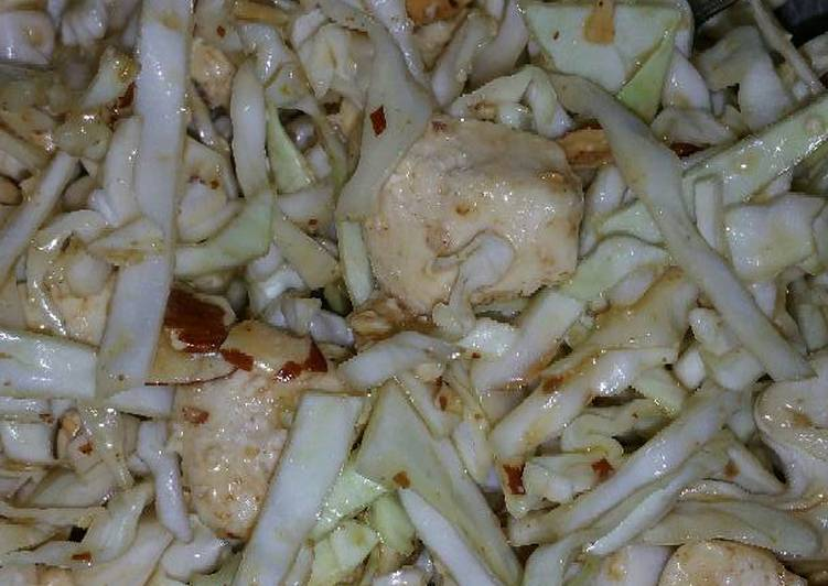 , How to Prepare Delicious Chinese Chicken Salad