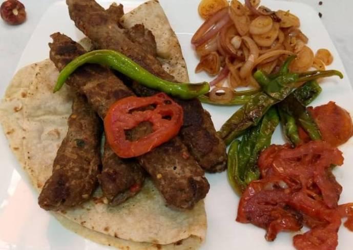 Turkish Sujuk Kebab