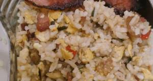 Nasi Goreng Bacon (non Halal)