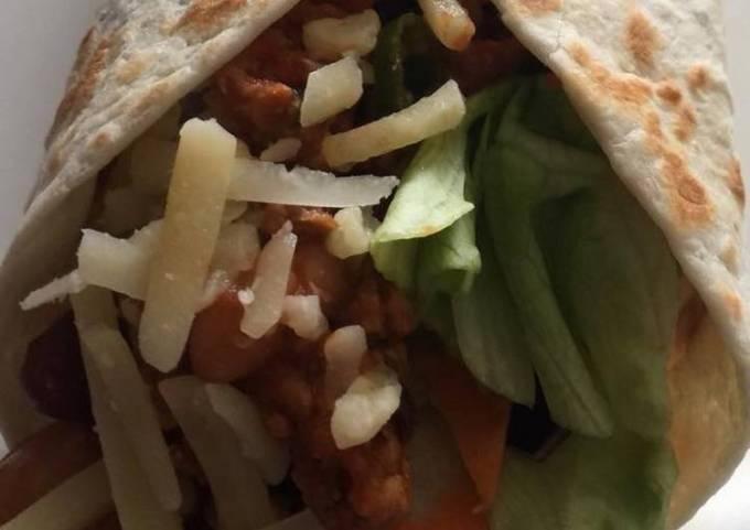 Vegetables Burritos 🌯