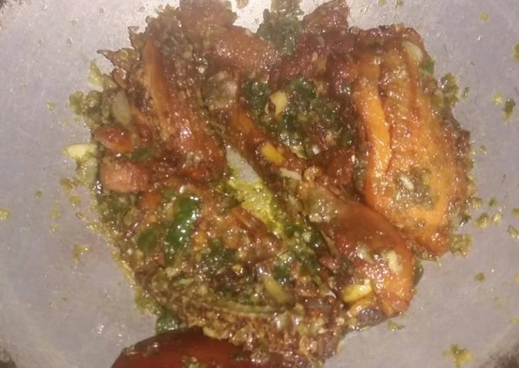 Ayam Kampung Sambal Bawang Ijo