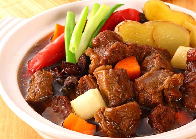 家樂福廚房 發表的 【家樂福廚房】澳洲牛肉》香滷牛肋條 食譜 - Cookpad