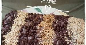 Cinnamon Mocaf Brownie