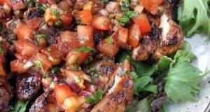 Balsamic Marinated Chicken Thigh