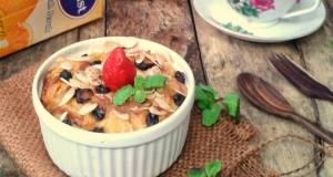 Bread Pudding Sari Jeruk