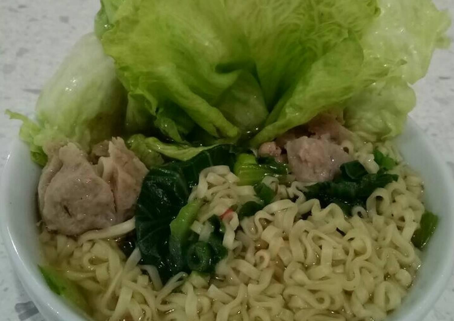 Special Instant Noodle