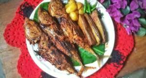 Tongkol Bakar Bumbu Padang SeafoodFestival