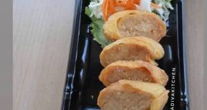 Chiken Egg Roll