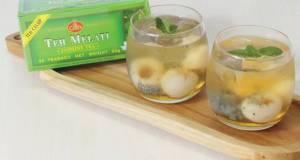 Lychee Iced Tea Special Kepala Djenggot