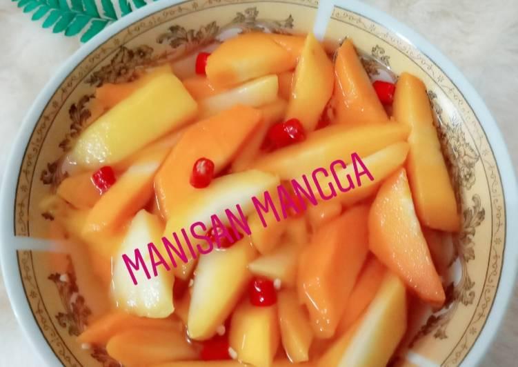 Manisan_ Mangga