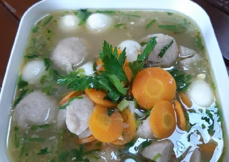 Sup Bakso Mix