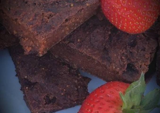 Brownies aptos para diabéticos