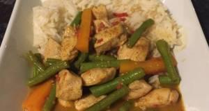 Rendang Chicken Curry