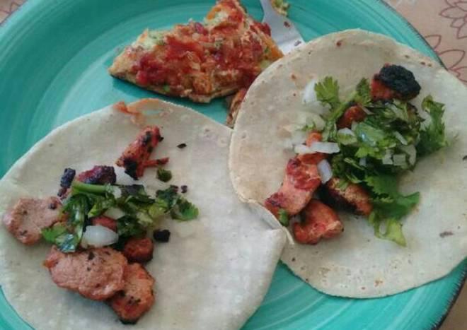 Tacos al pastor 2.ॐ
