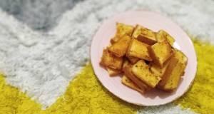 Crunchy Garlic Bread