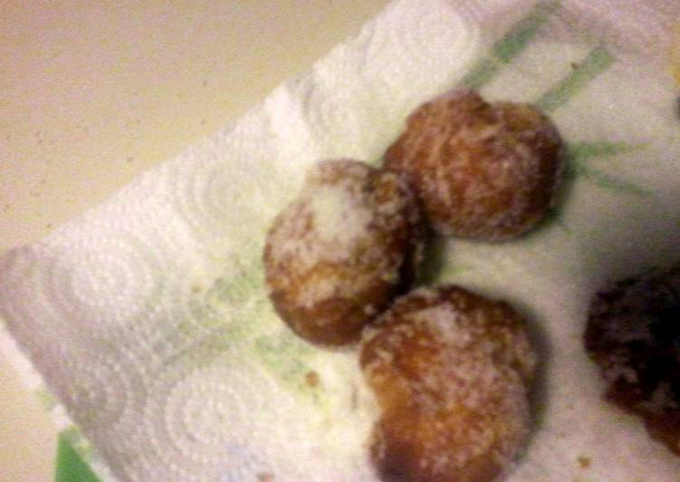 , Easiest Way to Make Tasty Chinese donuts