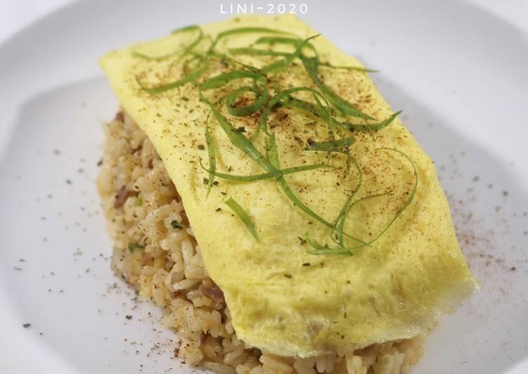 Omurice - menu sarapan kilat