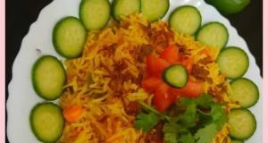 Yellow Masala Rice
