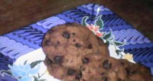 Mrs. Dobson's Double Chocochip Cookie