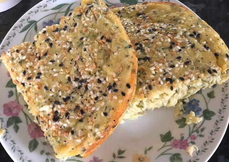 Breakfast zucchini bread