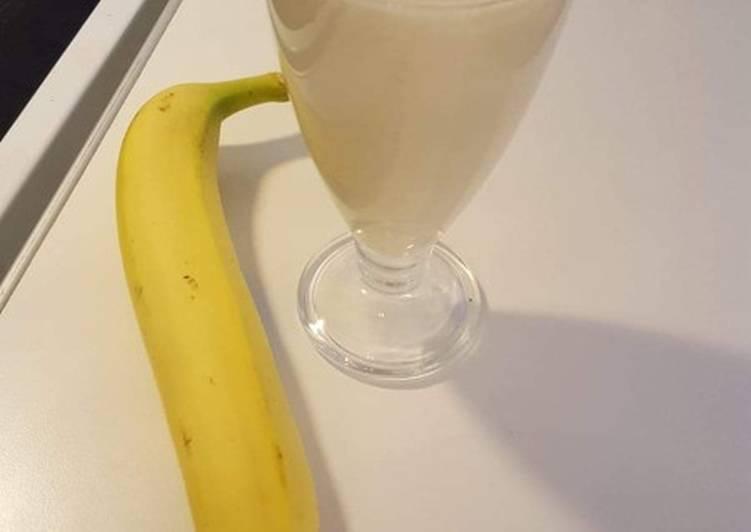Banana & Date shake