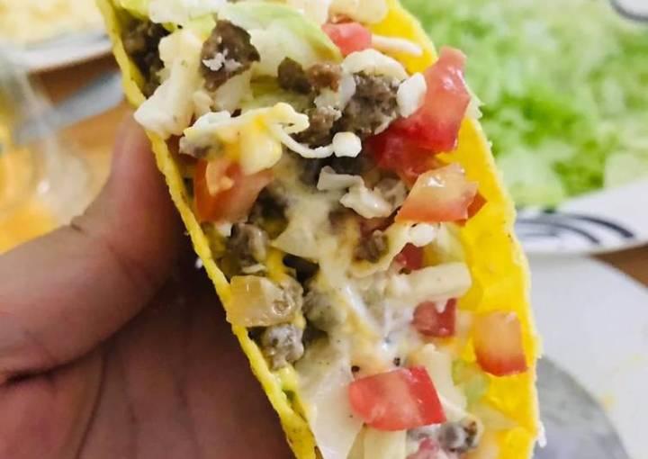 Tacos 🌮 my way 😉
