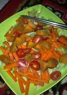 Salad Sayur Untuk Diet : salad, sayur, untuk, Resep, Salad, Sayuran, Untuk, Sederhana, Rumahan, Cookpad