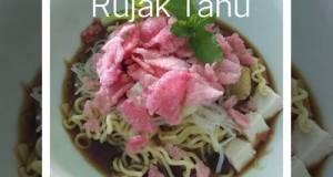 Rujak Tahu