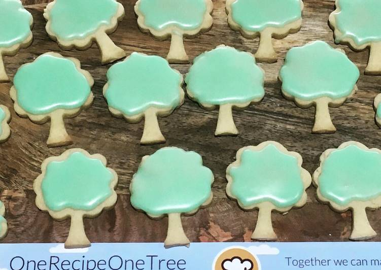 Shortbread Cookpad Forest
